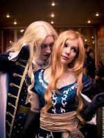 Alucard: Vampire's Kiss by TheIdeaFix