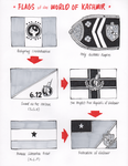 Flags of the World of Kashmir by ToxicToothpick