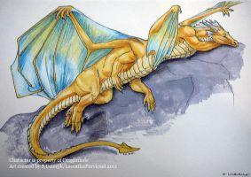 FurFright 2011 - Dragoniade by LeccathuFurvicael