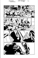 Deathstroke Issue 3 Page 2 by aethibert