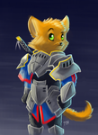 Kitty Knight by 7THeaven