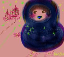 my impression of Russia by shiahen