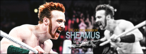 Sheamus Cover by thetrans4med