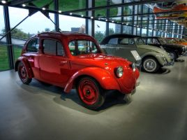 Autostadt 1936 HDR by Risen-From-The-Ruins
