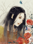 flowers lonely by tieuvuhoangda