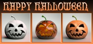 Laticis FREE Object - Happy Halloween 2 by Laticis
