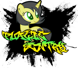Graffiti Pauly Sentry (Gift) by DigitBrony