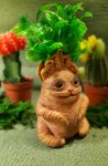 Harry Potter Mandrake Root Doll, Harry Potter gift by MelvonAndReine