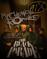 MCR Poster by thebluerabbit