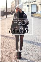Vintage 53 PSD [DOWNLOAD] by fattyBear