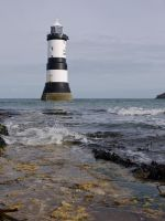 Penmon Lighthouse by celtes