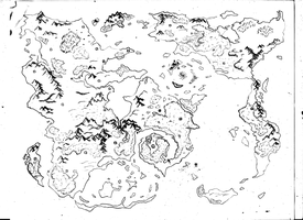 Map of Eraolia by Dazsos