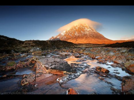 Etive Mor Sunrise by MindShelves