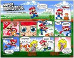 Super Mario Bros: The untold story. by BrainslugComics