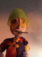 Fear and loathing clay by dolldrums