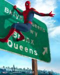Spider-Man: Homecoming Billboard Poster by Artlover67