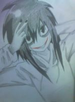 Cutie Jeff the killer by chiorihime