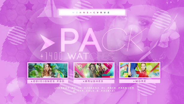 //Pack +1400 watches. by Winni-Cyrus