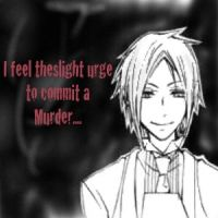 Inner thoughts of Sebastian by disturbed66