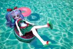Minawa goes swiming (BJD) by KyoukaKami