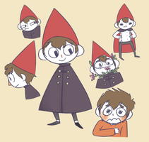 gnome child by bonnca