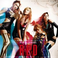 After School Red Single Cover by Cre4t1v31