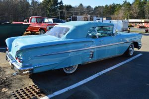 1958 Chevrolet Impala Convertible VI by Brooklyn47