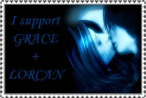 GRACE+LORCAN support by the1cutemetalchick