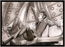 10th Doctor by darkmold