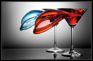 Martini glasses by byredis