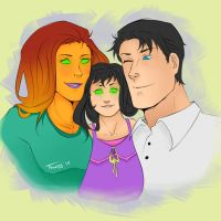 Robstar Week Day Two - Family by thwips