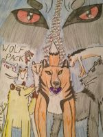 Wolf Pack-The Finale by HaloneWolf