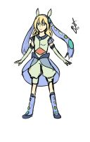 Shiny Reuniclus Outfit by xXEternal-twilightXx