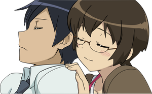 Kyosuke and Manami by betamax777
