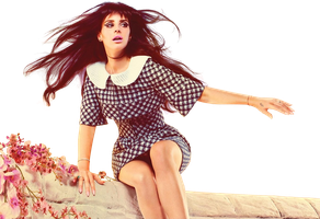 Lana Del Rey Render by classicluv