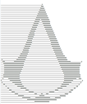 Assassins Logo ascii art by Ermac94
