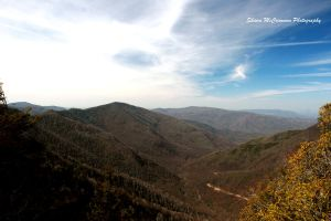 Smokey Mountains by aseaofflames
