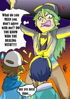 N is mad for disagree by Marini4