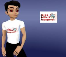 IMVU AAA Podcast T-shirt by elvenbladerogue