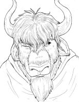 yak man by hibbary