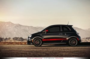 2012 500 Abarth 15 - Press Kit by notbland