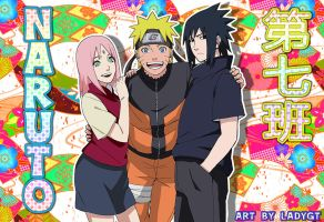 Team 7 by LadyGT