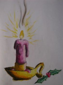 Candle by Child-of-God