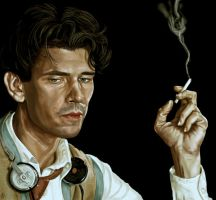 The Hour - Frederic Lyon (Ben Whishaw) by Bilou020285