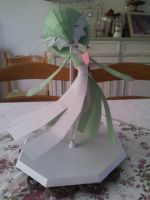 Gardevoir Papercraft 4th by gardevoir7