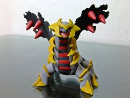 A wild Giratina appeared! by Nerd-K