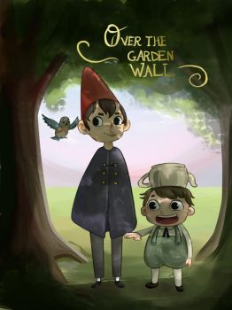 Over the garden wall by dbh4