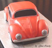 Beetle Cake by ginas-cakes