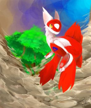 Lost Latias by Tuyoki