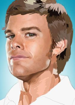 Dexter by XeiArt